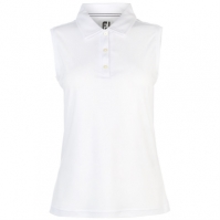 Footjoy Essential Sleeveless Polo