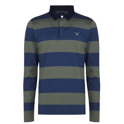 Tricouri Polo Gant Bar Stripe Rugger