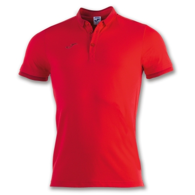 Polo Red S/s Joma