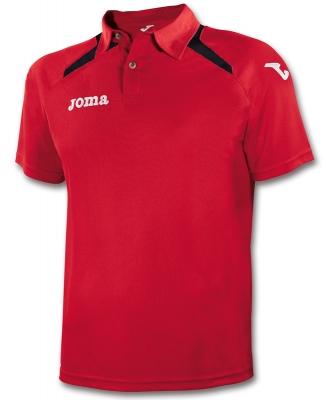 Polo Champion Ii Red-black Joma