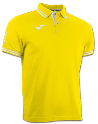 Polo Combi Yellow S/s Joma