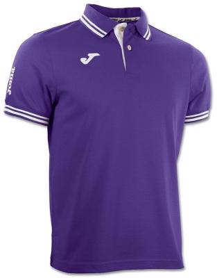 Polo Combi Purple S/s Joma