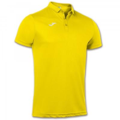 Tricouri Polo Hobby Yellow S/s Joma
