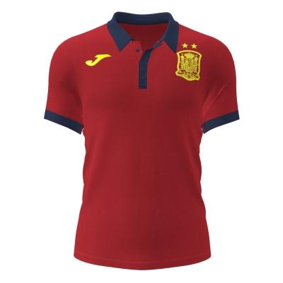 Hotel Polo Spanish Futsal Red S/s Joma