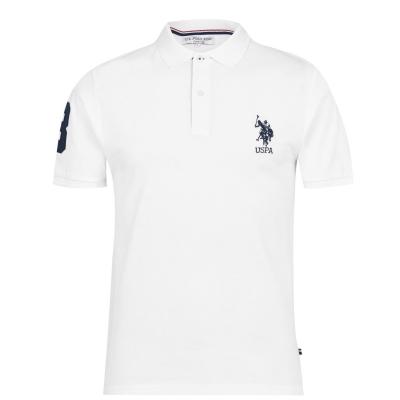 Tricouri Polo US Polo Assn Logo
