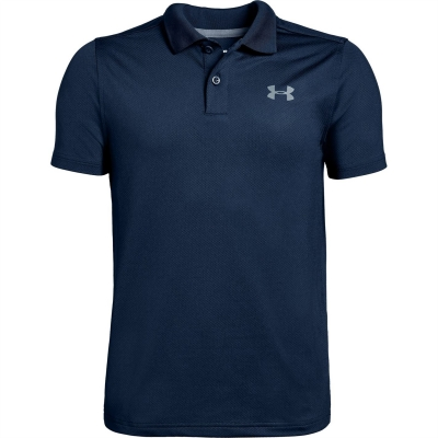 Tricouri Polo Under Armour Performance Golf de baieti Junior