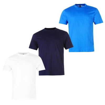 Donnay 3 Pack T Shirts pentru Barbati