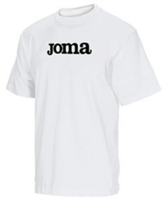 Tricouri Assortment | Cotton White S/s Pack 10 941.10.001 Joma