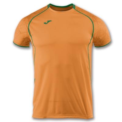 Tricouri Record Ii Orange-green S/s Joma