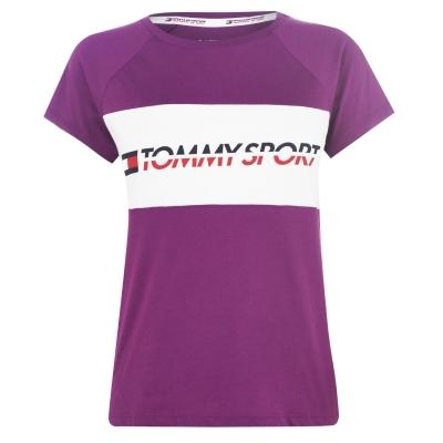 Tricouri Tommy Sport Logo