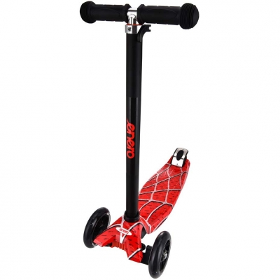 3-wheel balance scooter Enero Maxi Spider 1028699 Victoria - Sport W DUDZIC SPOlKA KOMANDYTOWA