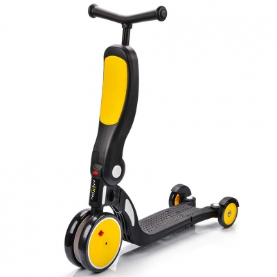 Scooter Meteor 5in1 Mixon black and yellow 22634
