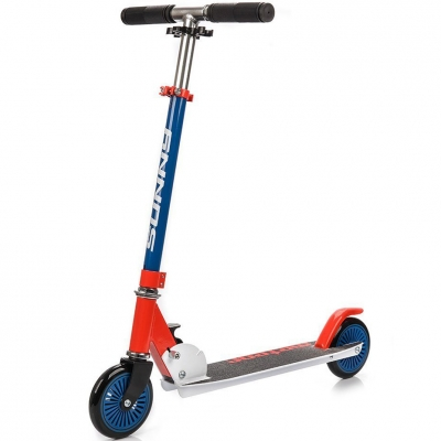Scooter Meteor Sunny V red-blue 22546