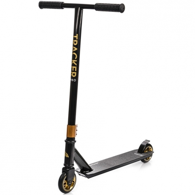 Scooter Meteor Tracker Pro black and gold 22541