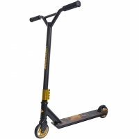 Schildkrot Untwist Fire scooter black-gold-orange 510461