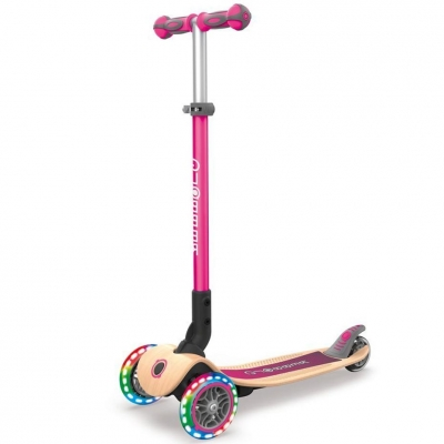 Scooter Smj Globber pink 436-110