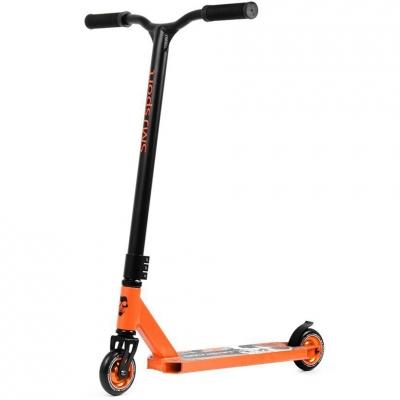 Scooter Smj Stunt STN014 Mustache Rider orange