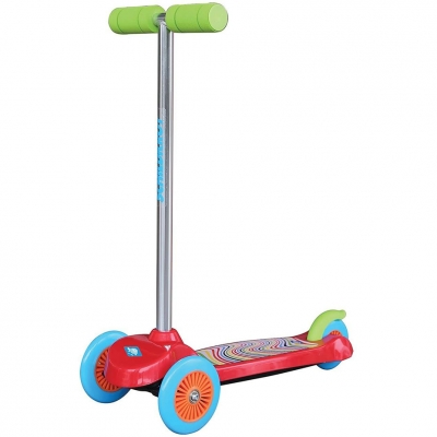Three-wheel scooter Schildkrot Little red 510392 pentru Copil