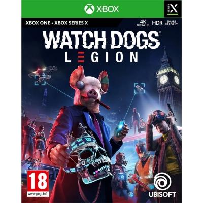 Ubisoft WDogs Legion 12