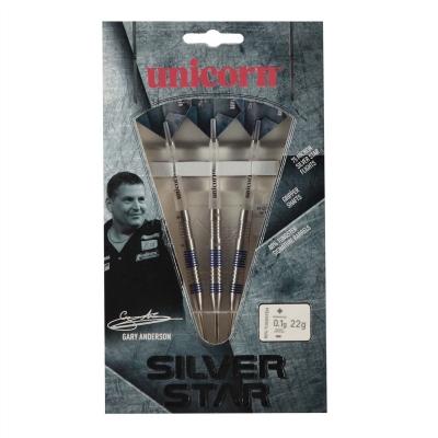 Unicorn Gary Anderson Silverstar Dart