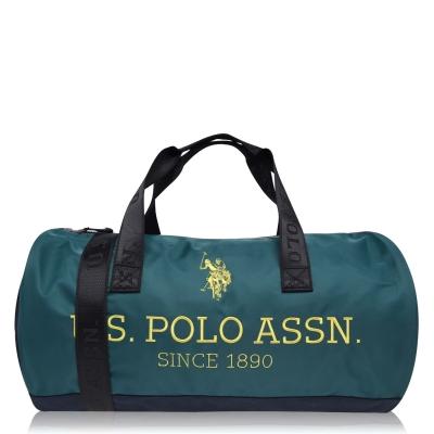 US Polo Assn US Bump Nylon Holder