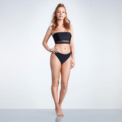 USA Pro Bandeau Bikini Top pentru Femei