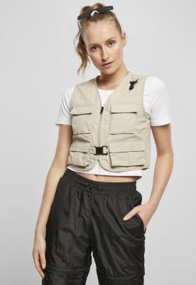 Short Tactical Vest pentru Femei Urban Classics