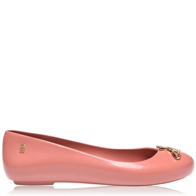 VIVIENNE WESTWOOD X MELISSA Space Love Pumps 22