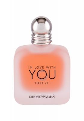 Emporio Armani In Love With You Freeze - Giorgio Armani - Apa de parfum EDP