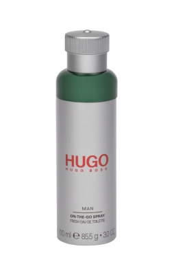 Hugo Man On-The-Go - HUGO BOSS - Apa de toaleta