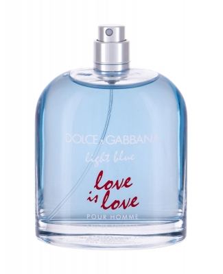 Light Blue Love Is Love - Dolce&Gabbana - Apa de toaleta