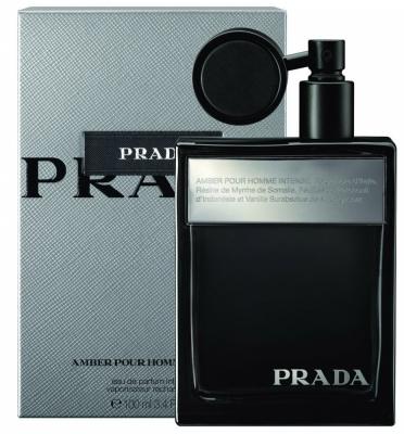 Parfum Prada Amber Pour Homme Intense - Prada - Apa de parfum - Tester