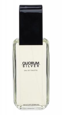 Parfum Quorum Silver - Antonio Puig - Apa de toaleta