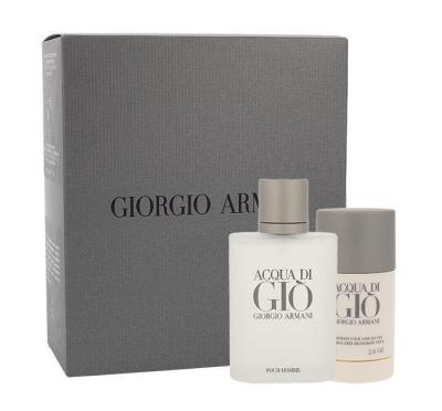 Set Parfum Acqua di Gio - Giorgio Armani - Apa de toaleta