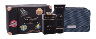 Set Man In Black - Bvlgari - Apa de parfum EDP