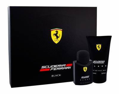 Set Parfum Scuderia Ferrari Black - Ferrari - Apa de toaleta EDT