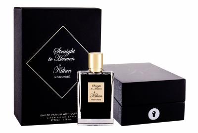 Set The Cellars Refillable Straight to Heaven White Cristal - By Kilian - Apa de parfum EDP
