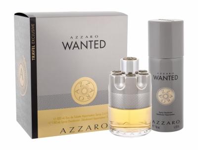Set Wanted - Azzaro - Apa de toaleta