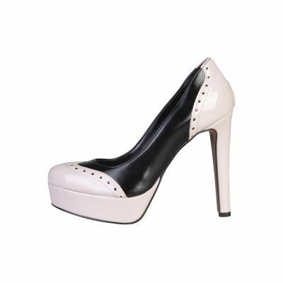 Pantofi cu toc Made In Italia GEMMA Roz