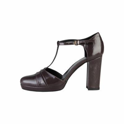 Pantofi cu toc Made In Italia CLOE Gri