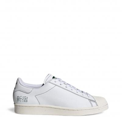 Pantofi sport Adidas SuperstarPure Alb
